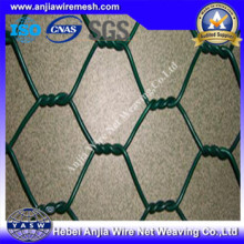 PVC Coated Hexagonal Wire Netting with (CE and SGS)