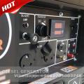 generador de aire refrigerado por aire precio 5kva con arranque eléctrico