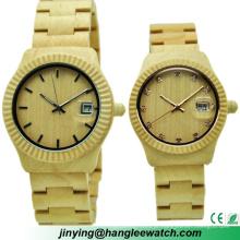 Especializando-se na produção de fábrica de relógios de madeira Amantes da moda