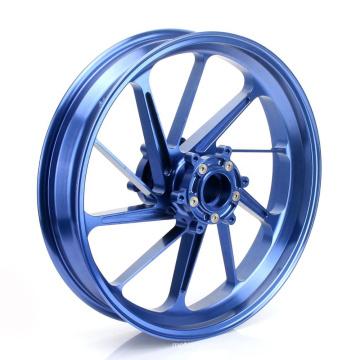 Custom cnc forged billet motorcycle wheels