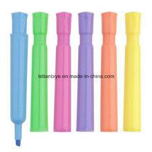 Подарок промотирования изготовленный на заказ Логосом ручка маркера (ЛТ-C185)