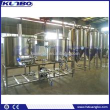 100l sistema de microcervejaria completa, equipamentos de fabricação de cerveja micro cervejaria