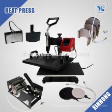 29x38cm 8in1 Kombi Mehrzweck-Hitze Pressmaschine