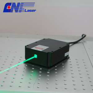 4w 520nm green laser for light show
