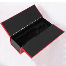 Embalagem de vinho de luxo Caixa de presente Caixa de vinho de papelão