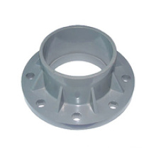 Kunststoff-Rohrfitting-Form (Flansch)