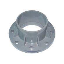 Molde de Encaixe de Tubulação de Plástico (Flange)