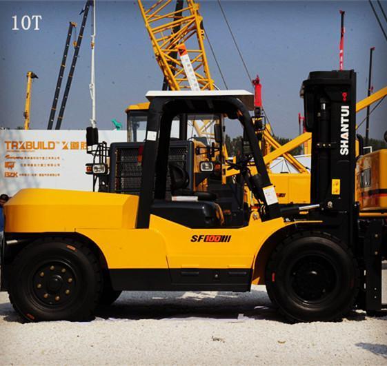 10 T Forklift