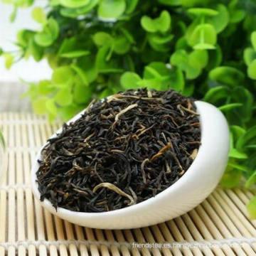 Té negro de Yunnan Dian Hong grado 4