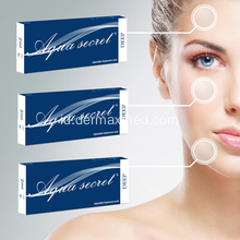 Injeksi Dermal Asam Hyaluronic Injectable Under Eye Bags