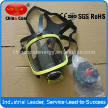 Full face safety respirator gas mask