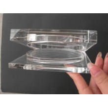 Crystal CD Holder Box for 1 PCS