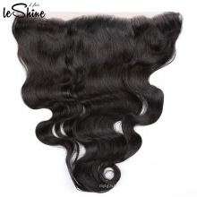 Raw Indian Virgin Human Hair Frontal Preplucked