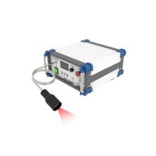 Sistema de laser de linha acoplada a fibra