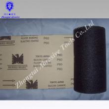 Rollo de papel de lija de alta calidad 10cm * 50m