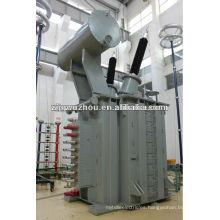 Transformador de horno de arco