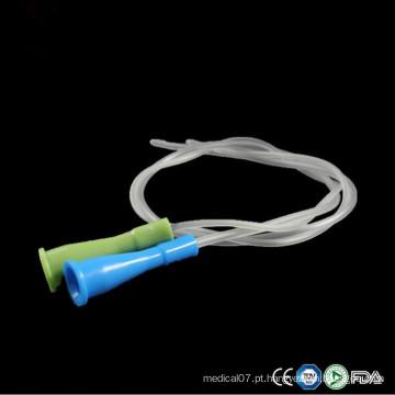 Cateter de Foley de PVC para uso único
