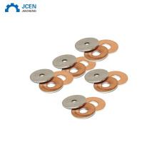 Custom stamping  bimetal washer plate