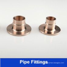 DIN86090 Copper Nickel Fittings CuNi10fe1.6mn