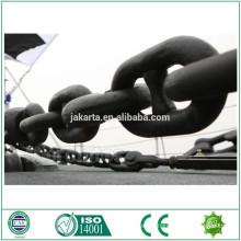 Galvanizado soldado aço cadeia de âncora de ligação longa