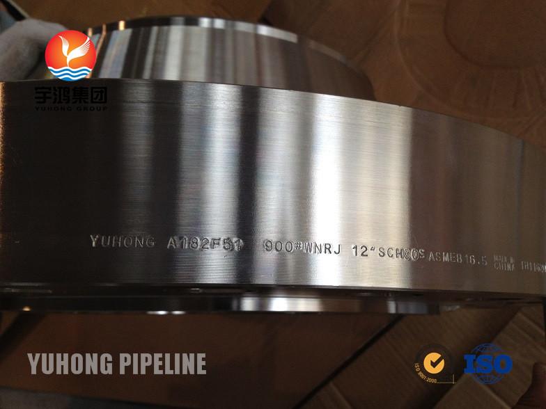 Flange WN RF ASTM A182 F51 ASME B16