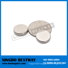 small Neodymium Disc Magnets