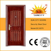 Detector de metales con marco de puerta de seguridad