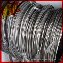 Стандарт ASTM f136, биофлекс гр 5 Илая титанового сплава провода для медицинских