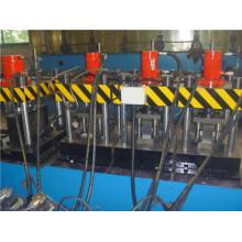 Máquina de formação de rolo de perfil de aço galvanizado Omiga para Dubai