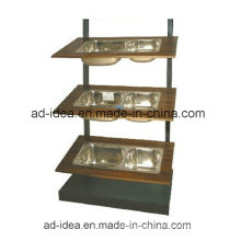 Durable Simple Design Metal Display with ISO9001 Certification