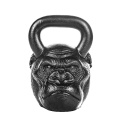 Kettlebell de 72 LB Gorrila face animale