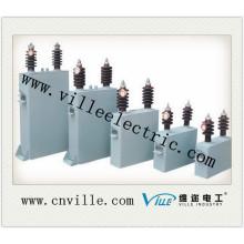 Condensateur de filtre à courant alternatif haute tension Condensateur de la série Hv