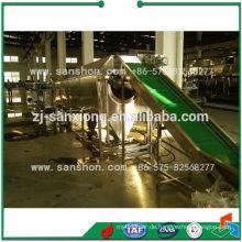 Gefrierbearbeitungslinie Bohnenproduktionslinie
