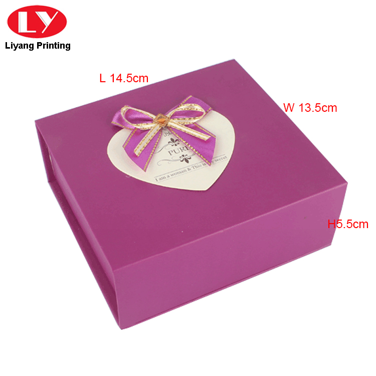Purple Gift Box 4