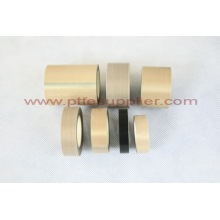 Revestido de PTFE (Teflon) fita de fibra de vidro zona