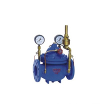 Válvula de equilibrio de diferencia de presión (GA800X)