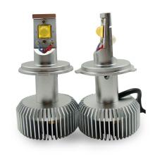 Phare LED H4 CREE 18*2W Blanc AC/DC8-28V