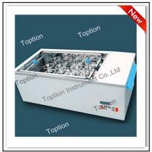 Incubadora de sacudida del baño de agua de Toption / coctelera de baño de agua TOPT -110X50