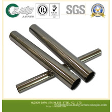 0.25-45mm Wall Thickness Welded Stainless Steel Pipe 316