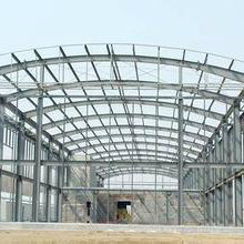Low Price and Good Quality Steel Structure Building