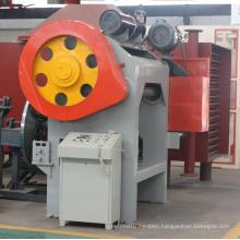 Automatic Round Hole Square Hole Punching Machine for MDF, MgO Board