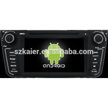 Android System car dvd player for GEELY EX7 with GPS,Bluetooth,3G,ipod,Games,Dual Zone,Steering Wheel Control
