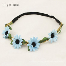 Sunflower 4PCS Garland Head Band (HEAD-346)