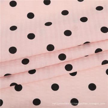 Jacquard de produção de venda quente comprar tecido 100% algodão