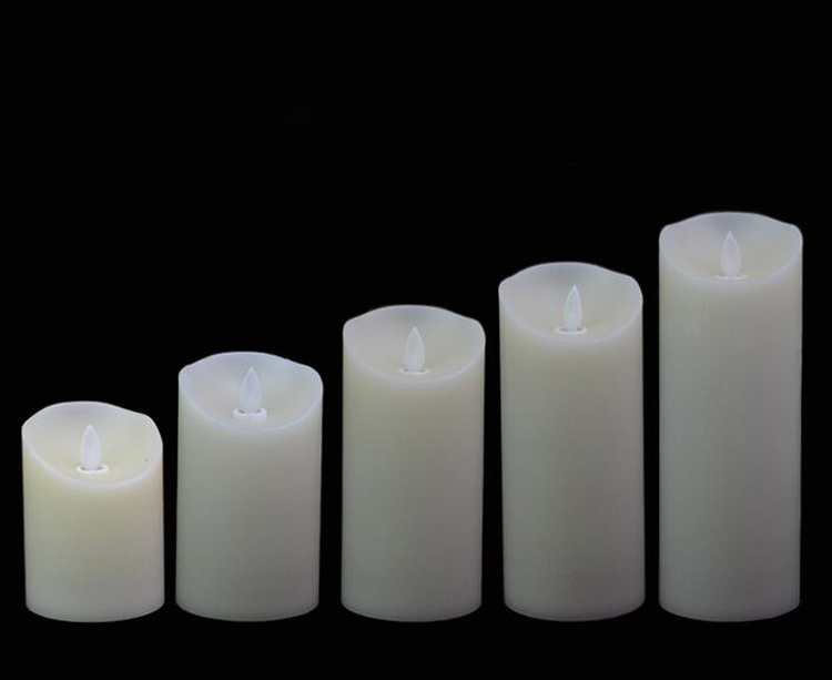 paraffin wax led candle 2