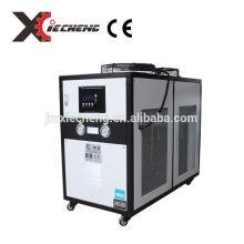 Máquina refrigerando de refrigeração ar industrial do motor do refrigerador de água do CE