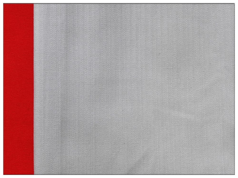 Dyed Cotton Herringbone Twill Fabric 110gsm