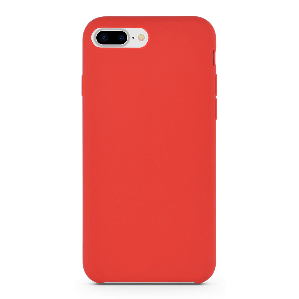 Durable Silicone Rubber IPhone8 Cover