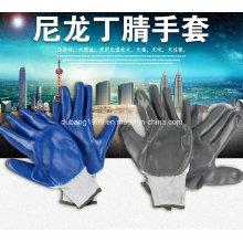 Luvas de nitrilo / Luvas de trabalho / Luvas de construção / Luvas de indústria-60