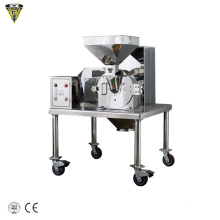mini commercial dry chili pepper food disc grinding mill machine